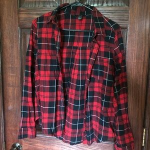 Forever 21 Flannel